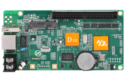 Контроллер HD D30 видео режим