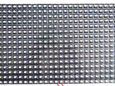 Светодиодный модуль P10 DIP белый яр.3500 (320*160)