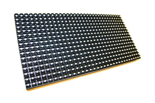 Светодиодный модуль P10 DIP белый яр.5000 (320*160)