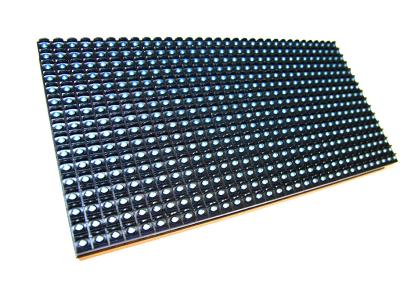 Светодиодный модуль P10 DIP синий яр.5000 (320*160)