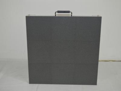 Лицевая сторона кабинета led экрана для помещений P3 640x640 мм