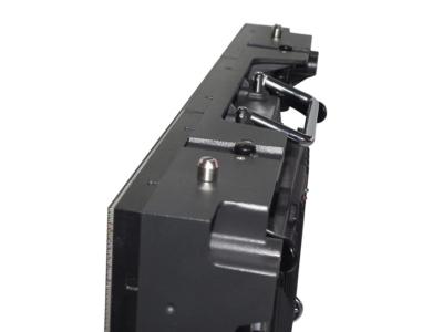 Защелки кабинета светодиодного экрана для помещений p2.5 480x480 мм