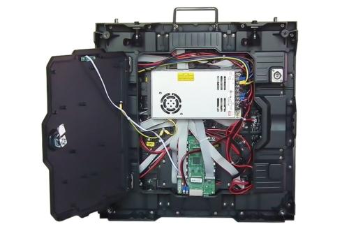 Тыловое обслуживание светодиодного экрана для помещений p2.5