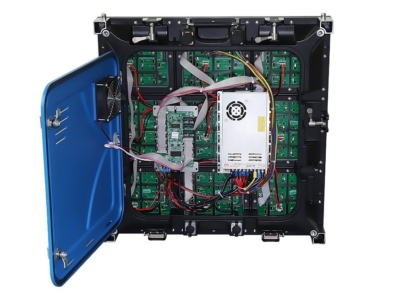 Тыловое обслуживание светодиодного экрана для помещений P5 640*640 мм